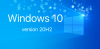 Windows 10 20H2