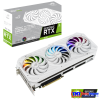 Card màn hình VGA ASUS ROG Strix GeForce RTX 3070 White Edition OC