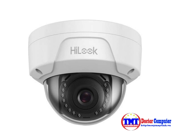 Camera IP Dome Hilook IPC-D140H 4MP