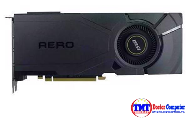 VGA MSI GeForce RTX 2080 Ti AERO 11G