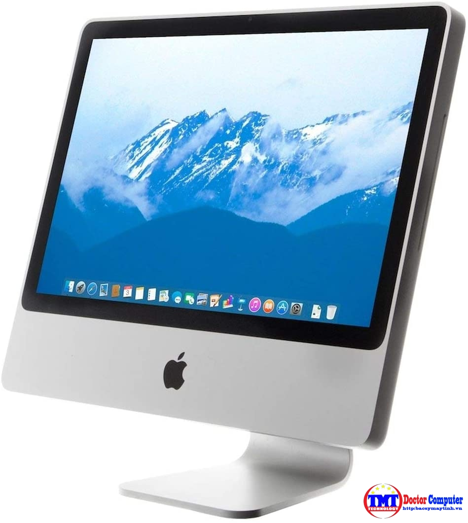 Apple iMac 20 inch 2008 – Core 2 Duo – RAM 4GB – HDD 320GB