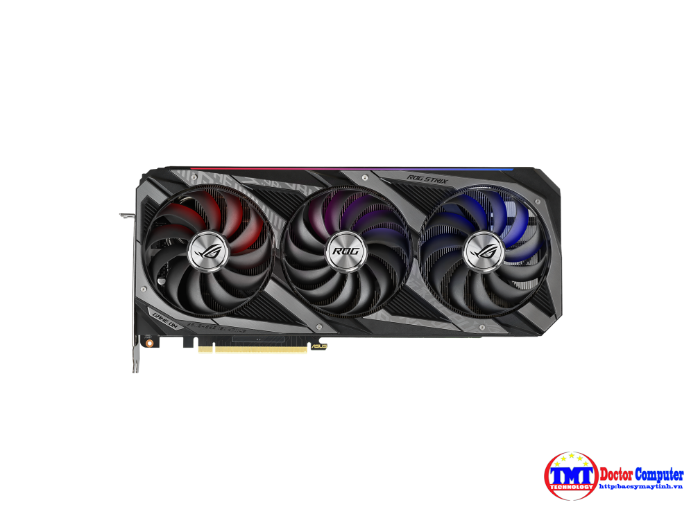 VGA ASUS ROG Strix GeForce RTX 3070 (ROG-STRIX-RTX3070-8G-GAMING)