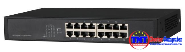 24-port 10/100/1000Mbps Switch DAHUA PFS3024-24GT