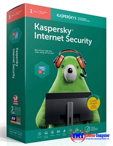 Kaspersky Internet Security 1 License, 3 Thiết bị